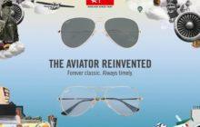 Rayban aviators classic